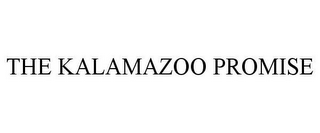 mark for THE KALAMAZOO PROMISE, trademark #78841903