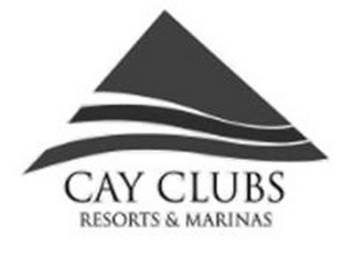 mark for CAY CLUBS RESORTS & MARINAS, trademark #78843612