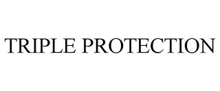 mark for TRIPLE PROTECTION, trademark #78843648