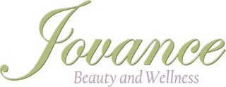 mark for JOVANCE BEAUTY AND WELLNESS, trademark #78843766