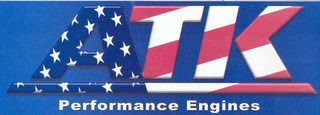 mark for ATK PERFORMANCE ENGINES, trademark #78843850