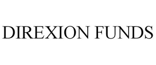 mark for DIREXION FUNDS, trademark #78844135