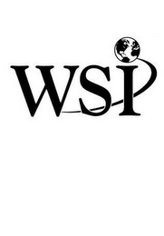 mark for WSI, trademark #78844260