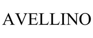 mark for AVELLINO, trademark #78844529