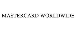 mark for MASTERCARD WORLDWIDE, trademark #78844671