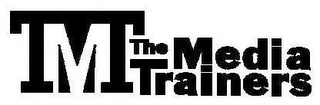 mark for TMT THE MEDIA TRAINERS, trademark #78846012