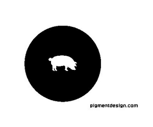 mark for PIGMENTDESIGN.COM, trademark #78846030