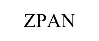 mark for ZPAN, trademark #78846173