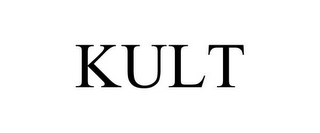 mark for KULT, trademark #78846419