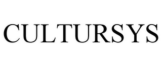 mark for CULTURSYS, trademark #78846522