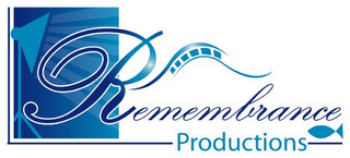 mark for REMEMBRANCE PRODUCTIONS, trademark #78846604