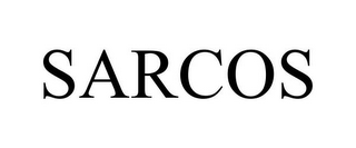 mark for SARCOS, trademark #78847128