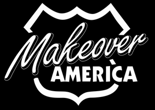 mark for MAKEOVER AMERICA, trademark #78847327