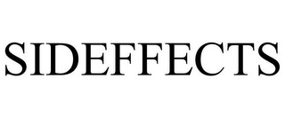 mark for SIDEFFECTS, trademark #78848437