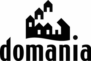 mark for DOMANIA, trademark #78848936