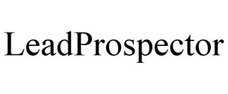 mark for LEADPROSPECTOR, trademark #78849007