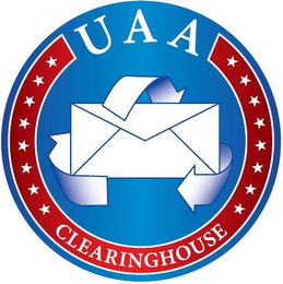 mark for UAA CLEARINGHOUSE, trademark #78849285