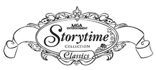 mark for MGA ENTERTAINMENT STORYTIME COLLECTION CLASSICS, trademark #78849576