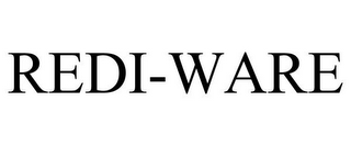 mark for REDI-WARE, trademark #78849672