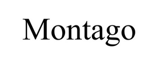 mark for MONTAGO, trademark #78850185