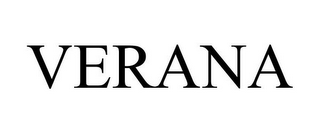 mark for VERANA, trademark #78851052