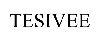 mark for TESIVEE, trademark #78851273