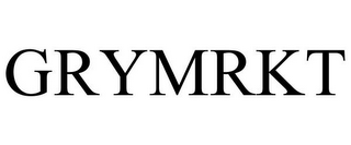mark for GRYMRKT, trademark #78852388