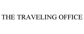 mark for THE TRAVELING OFFICE, trademark #78852903