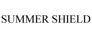 mark for SUMMER SHIELD, trademark #78853772