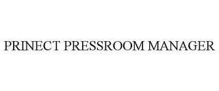 mark for PRINECT PRESSROOM MANAGER, trademark #78855657