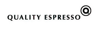 mark for QUALITY ESPRESSO Q, trademark #78856849
