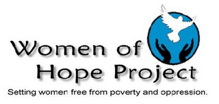 mark for WOMEN OF HOPE PROJECT SETTING WOMEN FREE FROM POVERTY AND OPPRESSION., trademark #78857355