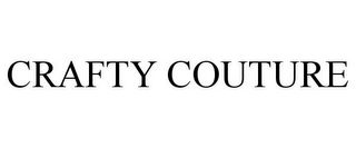 mark for CRAFTY COUTURE, trademark #78857427