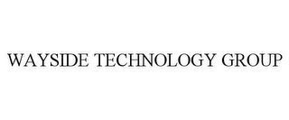 mark for WAYSIDE TECHNOLOGY GROUP, trademark #78857933