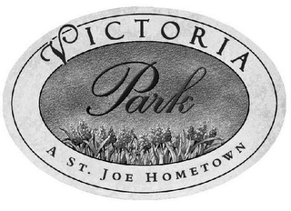 mark for VICTORIA PARK A ST. JOE HOMETOWN, trademark #78859054