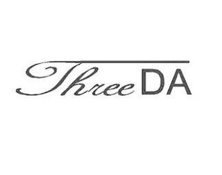 mark for THREE DA, trademark #78860599