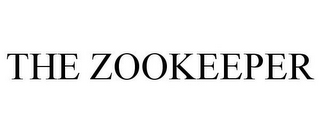 mark for THE ZOOKEEPER, trademark #78861112
