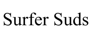 mark for SURFER SUDS, trademark #78861502