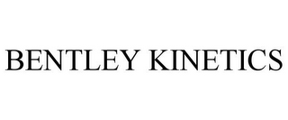 mark for BENTLEY KINETICS, trademark #78862697