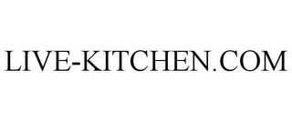 mark for LIVE-KITCHEN.COM, trademark #78862722