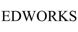 mark for EDWORKS, trademark #78862933