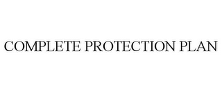 mark for COMPLETE PROTECTION PLAN, trademark #78863451