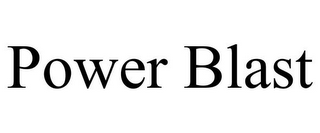 mark for POWER BLAST, trademark #78864861