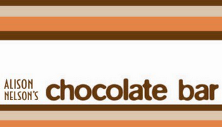 mark for ALISON NELSON'S CHOCOLATE BAR, trademark #78866941