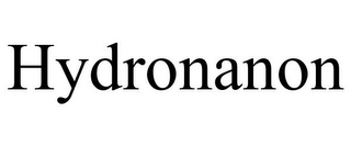 mark for HYDRONANON, trademark #78868114