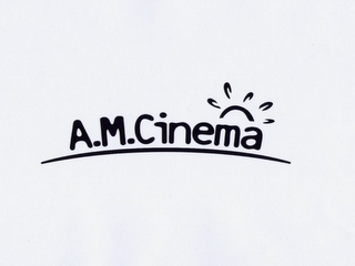 mark for A.M.CINEMA, trademark #78868823