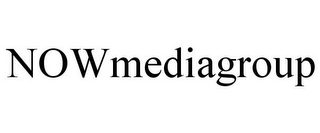mark for NOWMEDIAGROUP, trademark #78869408