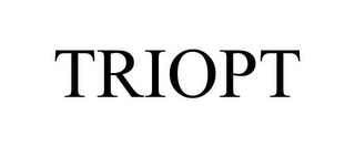 mark for TRIOPT, trademark #78869410