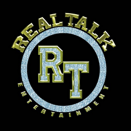 mark for RT REAL TALK ENTERTAINMENT, trademark #78869510
