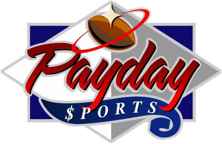 mark for PAYDAY SPORTS, trademark #78870433